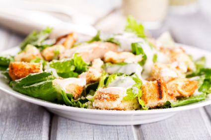 Cajun Chicken Caesar Salad RECIPE
