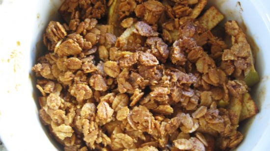 Baked Apple Crisp