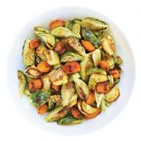 Wegmans Roasted Brussel Sprouts, Carrots, & Parsnips