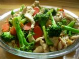 Chicken Stir Fry **Low Cal/Fat/Carb