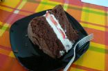 Low Fat chocolate sponge cake