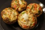 Clean Eat Egg Quiche Muffins