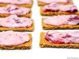 No Guilt, Easy Imitation Strawberry Cheesecake Smores