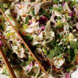 Asian Salad with Vietnamese Pork