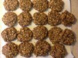 Pb2 banana oatmeal cookies
