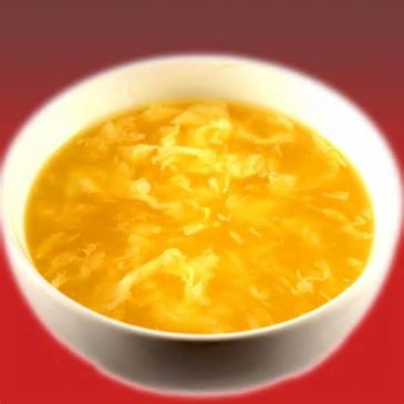 Paleo Restaurant Style Egg Drop Soup
