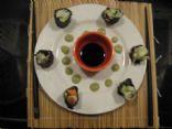 Sushi Maki Crab Roll - no rice