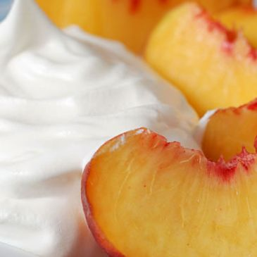 Peaches 'n' 'Cream'