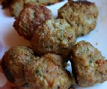 Spicy Low Fat Turkey Meatballs