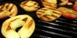 Grilled Peaches with Thyme