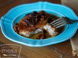 Gluten Free Dairy Free Honey Pecan Pork Chops