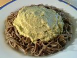Spaghetti with Fennel-Zucchini-Tuna Blend