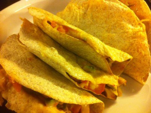 Tortillas - Poultry & Pico de Gallo (no onion)