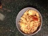 Roma Tomato/Artichoke Hearts WW Pasta