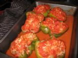 I'm-So-Stuffed Bell Peppers