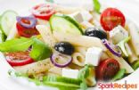 Greek Penne Pasta Salad