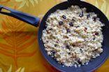 Maroccan nut & raisin couscous