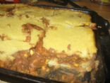 Chili Cornbread Pie