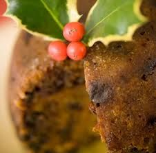 Christmas Carrot Pudding