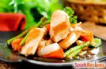 20 Minute Ginger-Garlic Chicken