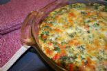Healthy Spinach Quiche: High Protein, Low Carb