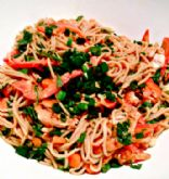 MAKEOVER: Easy Peanut and Sesame Noodles  (by CMETHINNER)