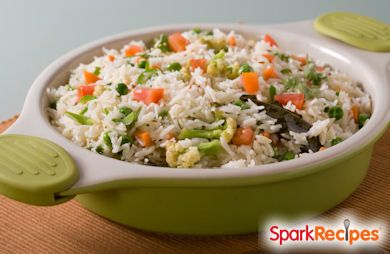 Cauliflower 'Rice'