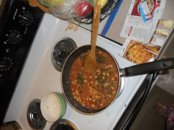 Vegetable Ragout Soup-Self magazine Recipe!
