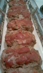 Julie's Bison Mini Loaves