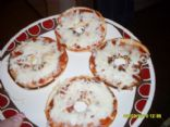 Pizza Bagel Thins