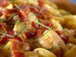 Warm German Potato Salad (Traditional)