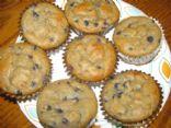 Blueberry Muffins (Zone Diet, 1P 1C 1F)