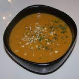Peanut Soup (Flat Belly Diet)