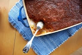 Indian Pudding ~ Early American Recipe