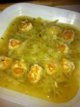 HCG Phase 2 - Chicken Ball and Cabbage Soup