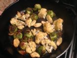 Super-Simple Roasted Brussel Sprouts
