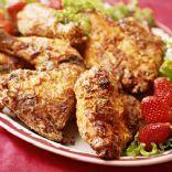 Parmesan Oven-Fried Chicken Sticks