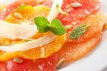 Cat Cora's Flat Belly Salad (Fruit Sweet instead of brown sugar)