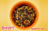 Spicy Roasted Corn and Black Bean Salad