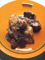 Quick Coq au Vin (Bon Appetit)