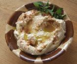 Hummus (no olive oil)