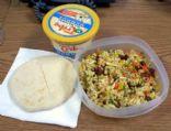 21 Day Menu - Couscous Confetti Salad