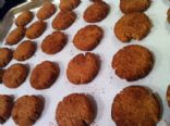 Lower GI Carb Snickerdoodles w/coconut flour