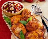 Baked Mexican Chicken Thigh