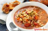 Garden Harvest Vegetable Soup