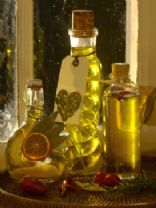 Garlic Infused Cooking Oil