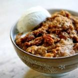 Baked Indian Pudding