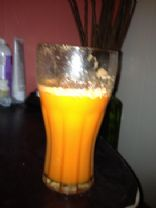 Carrot and Apple Cleansing Juice