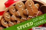 Holiday Spice Cut-Out Cookies
