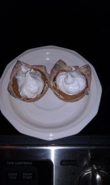 Sugar-Free Mini Pumkin Pie